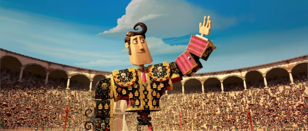 The Book of Life Star Channing Tatum