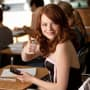 Emma Stone Gets and Easy A in Calculus