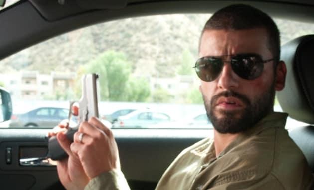 Oscar Isaac in Drive