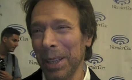 Jerry Bruckheimer WonderCon Photo