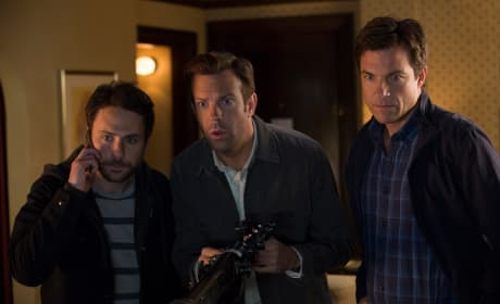 Horrible Bosses 2: First Photo of Jason Sudeikis, Charlie Day & Jason Bateman!