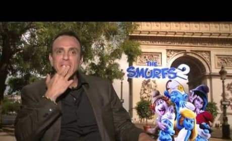 The Smurfs 2 Exclusive: Hank Azaria Dishes His Favorite Movie Villains
