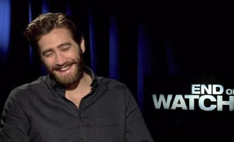 End of Watch: Jake Gyllenhaal on Life as LAPD