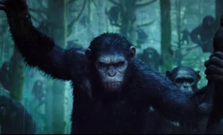 Dawn of the Planet of the Apes Trailer: The War Begins