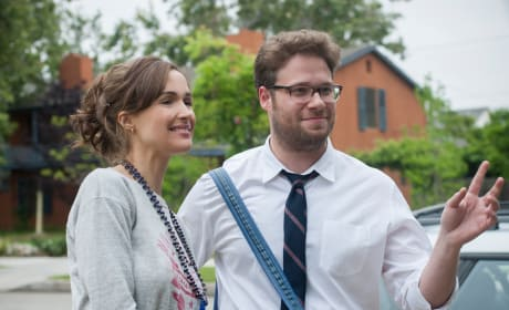 Neighbors Seth Rogen Rose Bryne