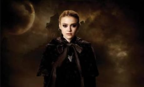 New Moon Promotional Pics: The Volturi
