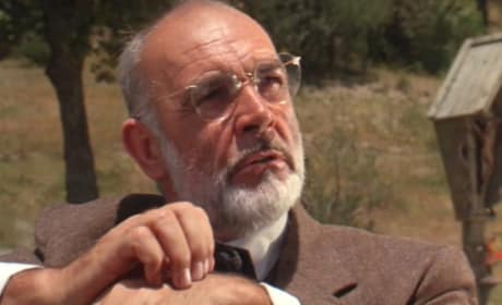Indiana Jones and the Last Crusade Sean Connery