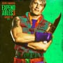 The Expendables 3 Dolph Lungren Comic Con Poster