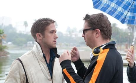Nicolas Winding Refh Directs Ryan Gosling in Drive