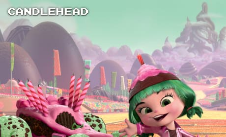 Candlehead Wreck-It Ralph