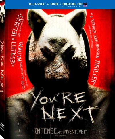 You're Next DVD/Blu-Ray Combo Pack
