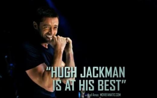 Movie Fanatic Real Steel Quote
