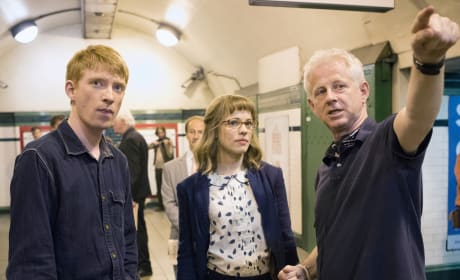 About Time Exclusive: Richard Curtis Talks Time Travel For Love