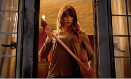 You're Next Clip: They Are Axing for It