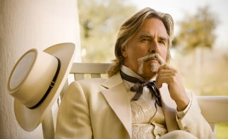 Django Unchained Stills: Don Johnson and Walton Goggins Debut