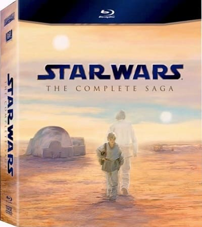Star Wars: The Complete Blu-Ray