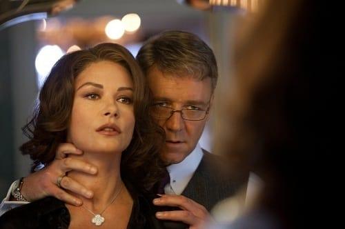 Catherine Zeta Jones Russell Crowe Broken City