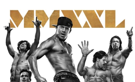 Magic Mike XXL Cast Movie Poster