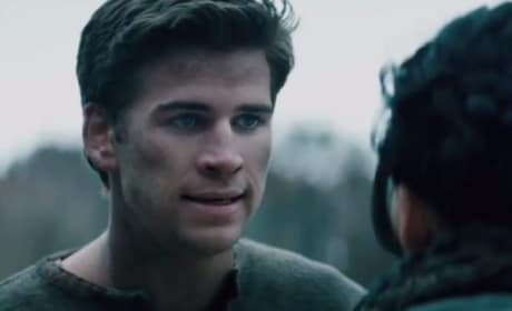 Catching Fire Clip: Gale Confronts Katniss