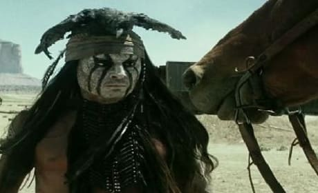 The Lone Ranger Clip: Arresting Tonto