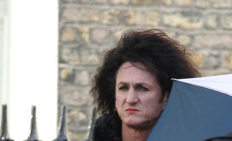 Sean Penn in Drag