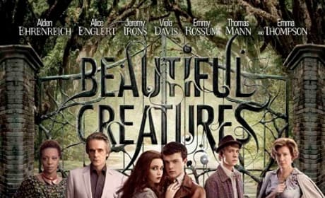 Beautiful Creatures Prize Poster