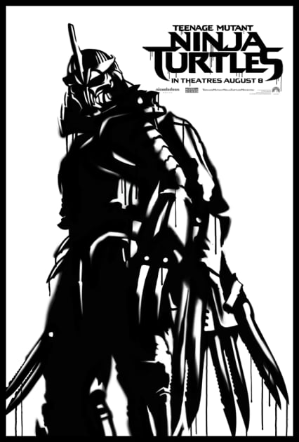 The Shredder Poster