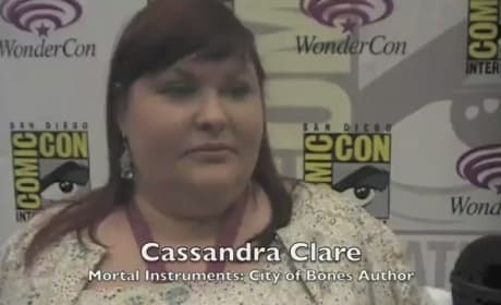 Mortal Instruments City of Bones: Cassandra Clare & Cast Chat Movie Magic