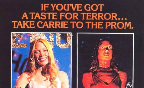 Carrie Original Movie Poster
