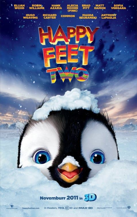 Happy Feet 2 Poster