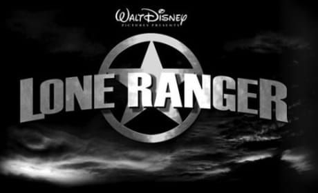 Johnny Depp to Start Filming Lone Ranger