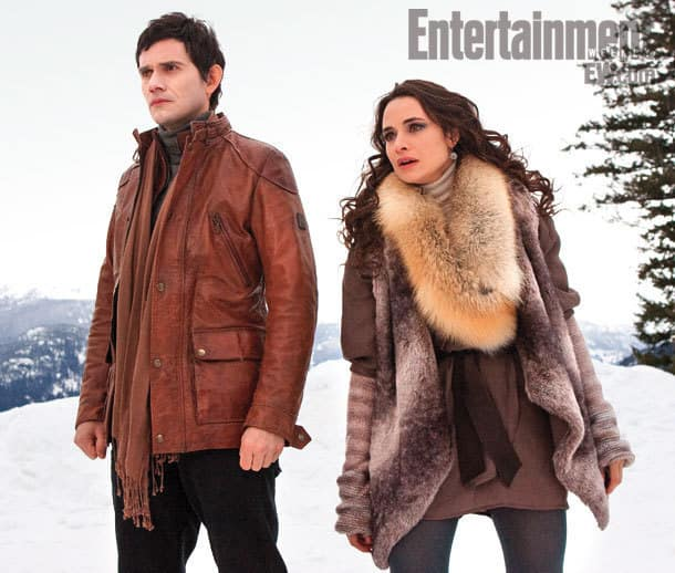 Eleazer and Carmen Twilight