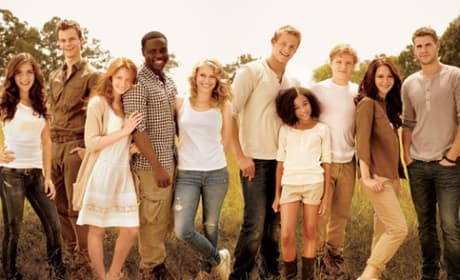 The Cast of The Hunger Games