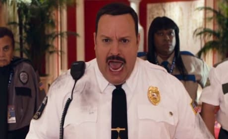 Paul Blart Mall Cop 2 Star Kevin James