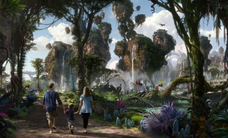 Avatar Theme Park Photos: Revealed!