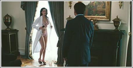 Agent 99... in Lingerie