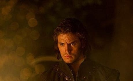 Snow White and the Huntsman: First Photo of Sam Claflin's Prince William