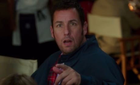 Adam Sandler Blended