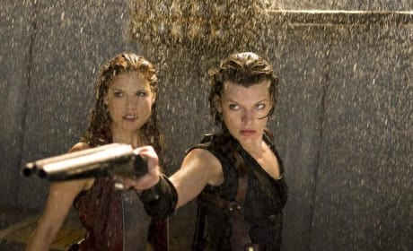 First Images from Resident Evil: Afterlife!