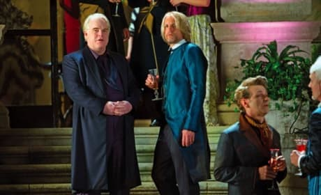 The Hunger Games: Catching Fire New Stills Debut