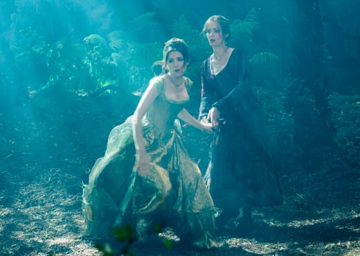 Into the Woods Anna Kendrick Emily Blunt