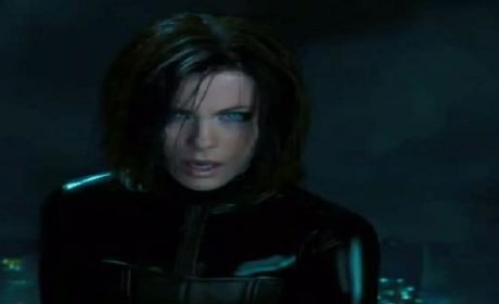 Underworld Awakening TV Spot: Selene Scorches