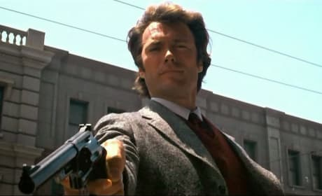 Dirty Harry Clint Eastwood .44 Magnum