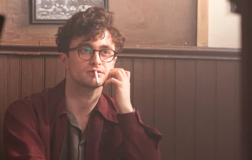 Kill Your Darlings Star Daniel Radcliffe