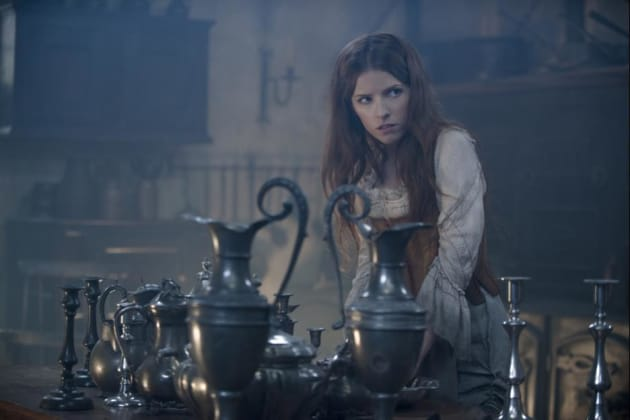 Into the Woods Stars Anna Kendrick