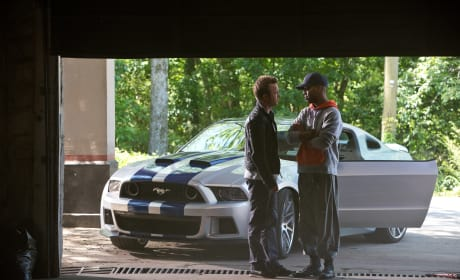 Aaron Paul Stars Need for Speed