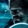 Tron Legacy Old Jeff Bridges Poster