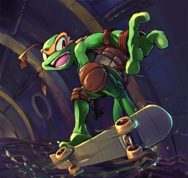 Teenage Mutant Ninja Turtles Comic