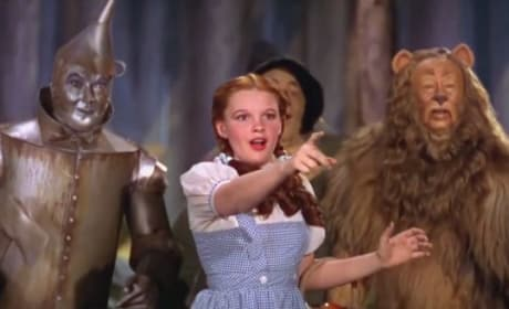 The Wizard of Oz 3D Image