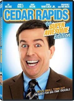 Cedar Rapids DVD Cover